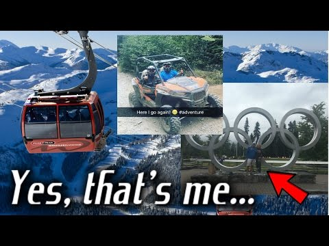CANADA was AMAZING! Vancouver Whistler Olympic Park! Listen to this! Youtube/COD Negativity BO3 2016