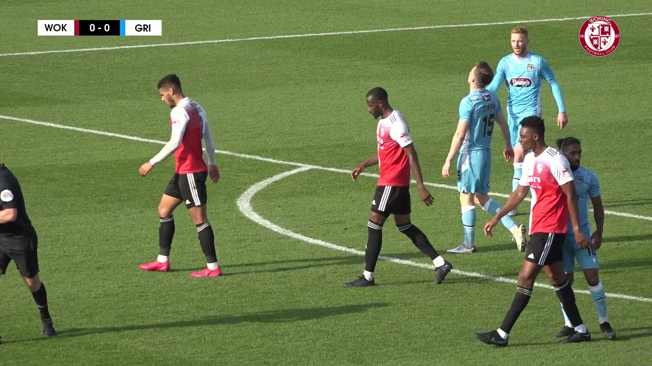 Woking 0-1 Grimsby Town