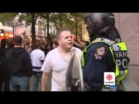 Vancouver Riot Report | CBC