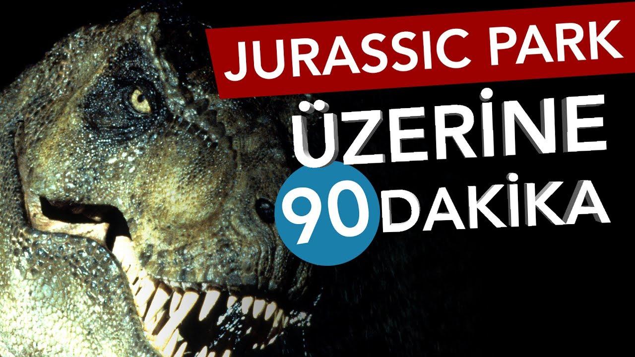 📽 JURASSIC PARK Üzerine 90 Dakika - Sinema Günlükleri Bölüm #7