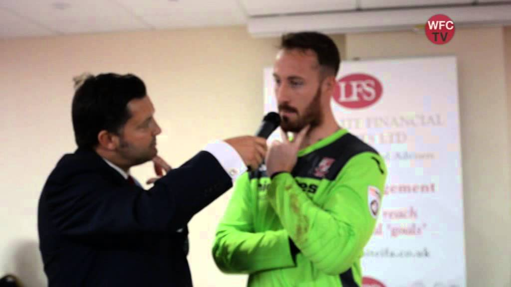 Woking 3 - 2 FC Halifax Town (Jake Cole Interview)