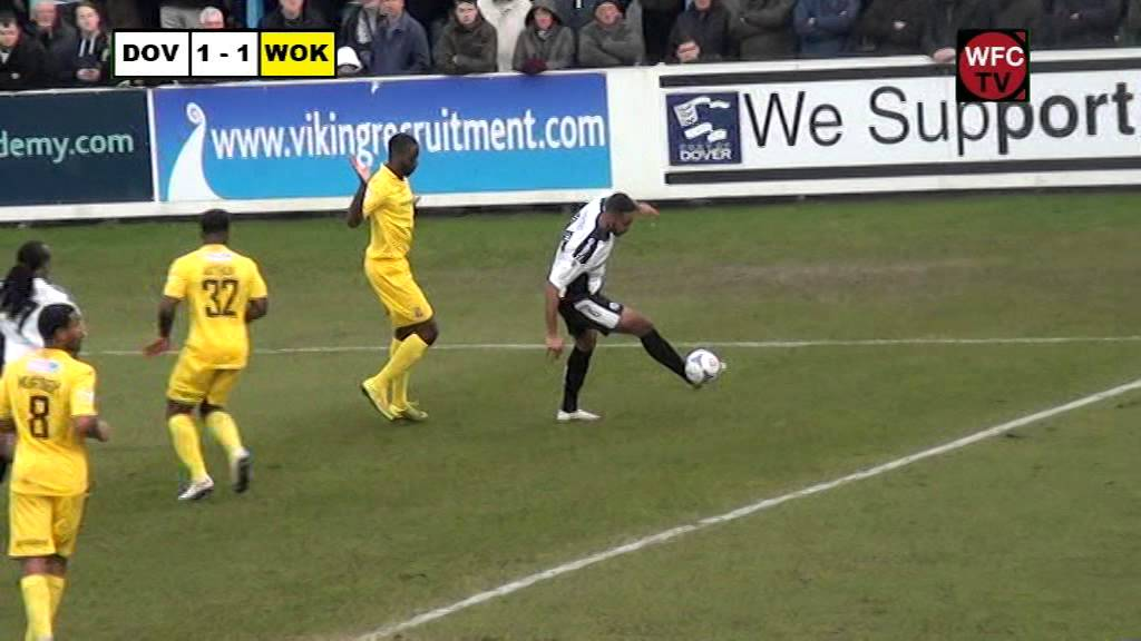 Dover Athletic 2 - 1 Woking