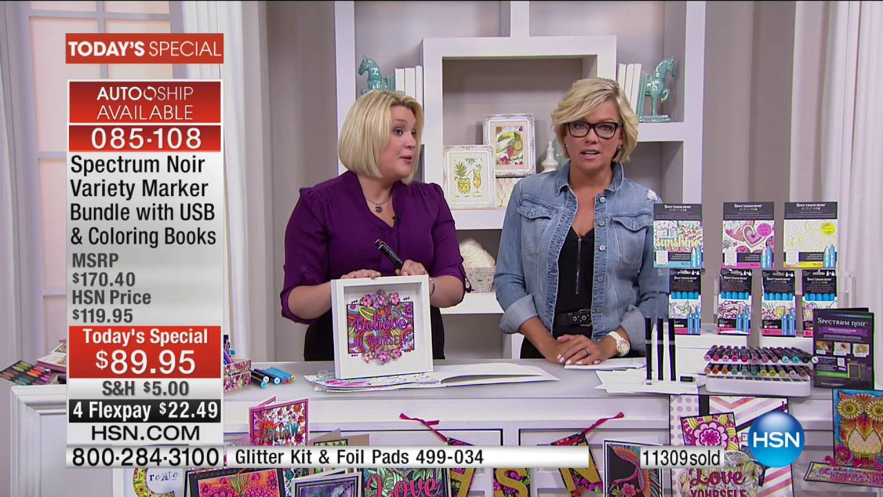HSN | Create It Yourself 08.30.2016 - 09 PM
