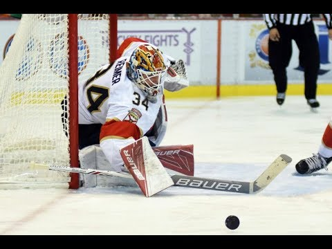 Luongo Okay with a 50-50 Split in Games with Reimer